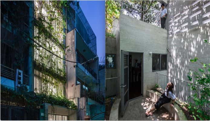 Screen Shot 2020 02 19 at 19.31.31 695x400 - Breathing House / VTN Architects: