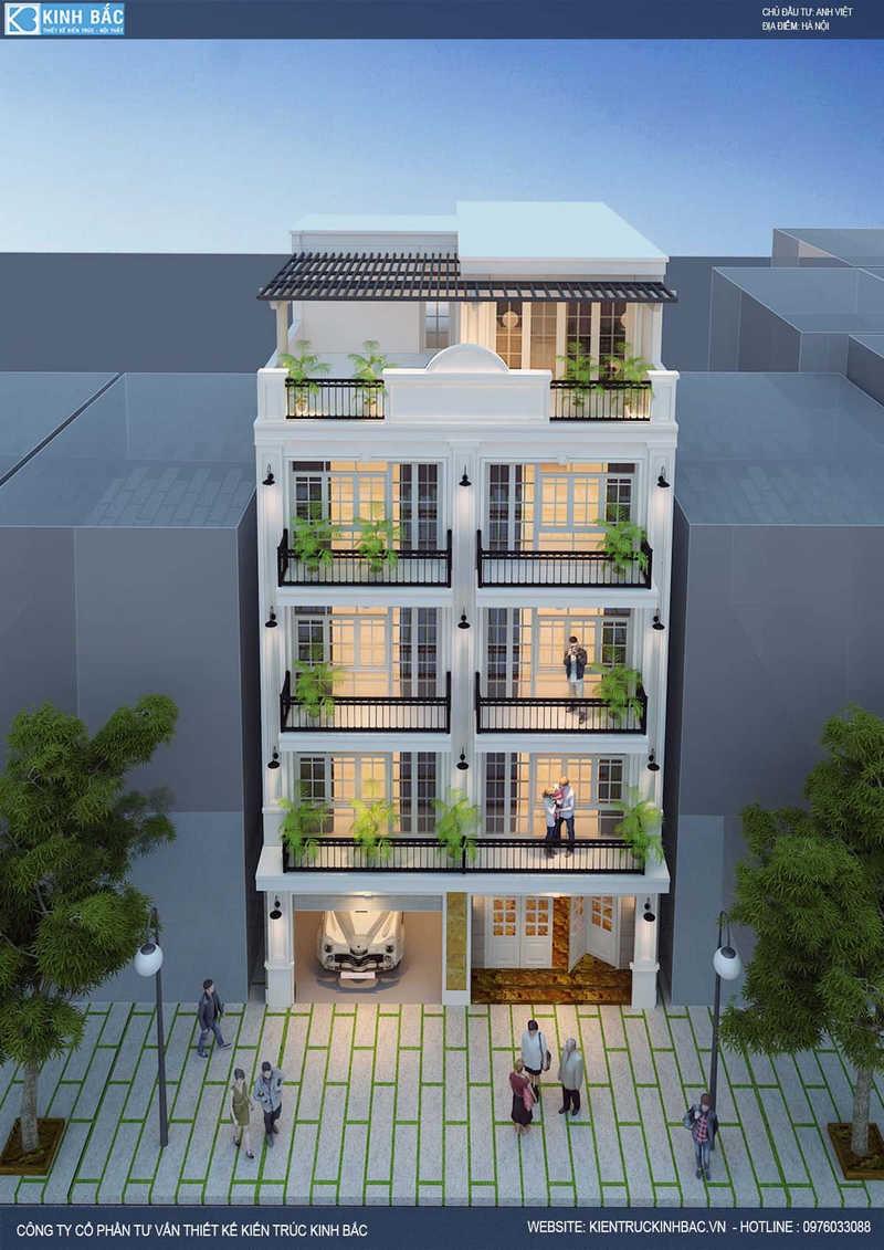 bbdf9ca5b173492d1062 - Thiết kế khách sạn, nhà hàng office building