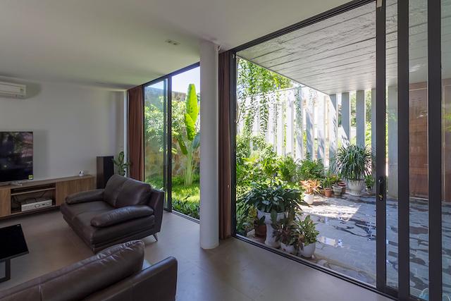 thiet ke nha dep HGAA 05 - Stepping Green House / HGAA: không gian sống đô thị gần gũi với thiên nhiên