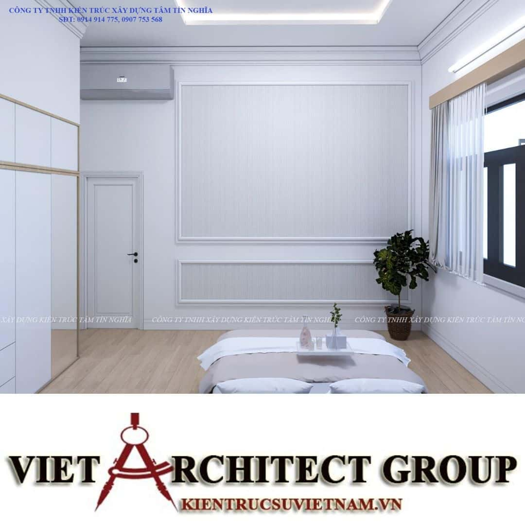 10 6 - Công trình nhà 1 tầng sân vườn chị Hạnh, Vị Thanh, Hậu Giang