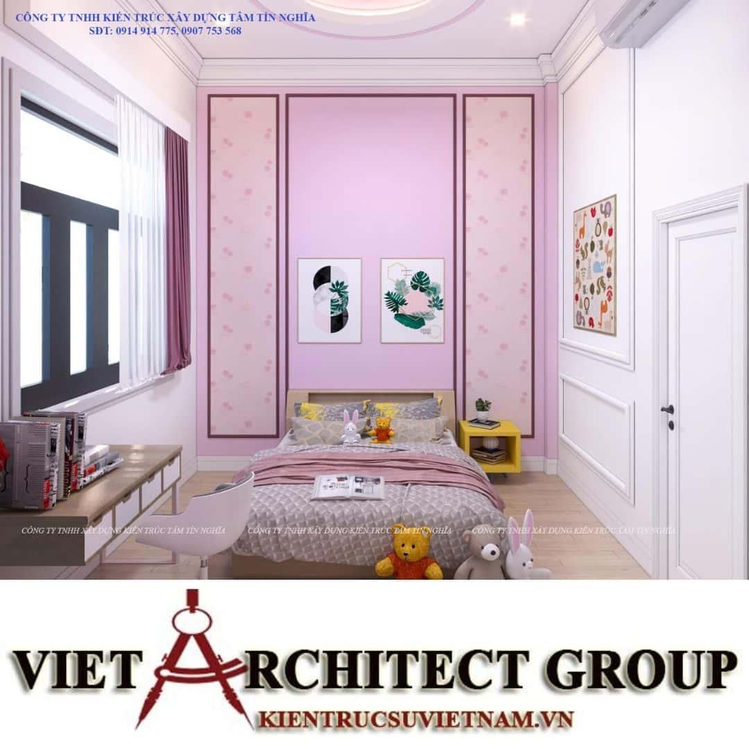 12 2 - Công trình nhà 1 tầng sân vườn chị Hạnh, Vị Thanh, Hậu Giang
