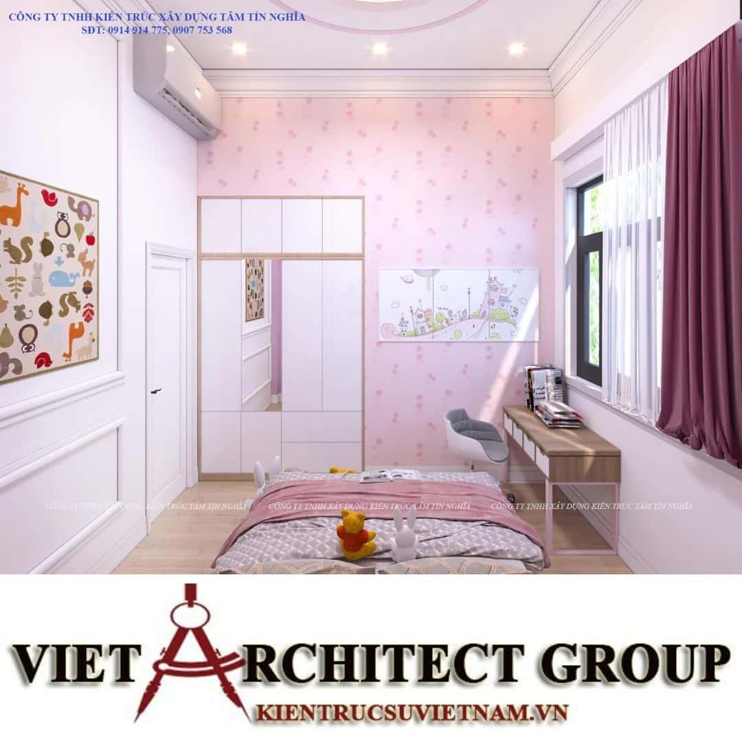 13 1 - Công trình nhà 1 tầng sân vườn chị Hạnh, Vị Thanh, Hậu Giang