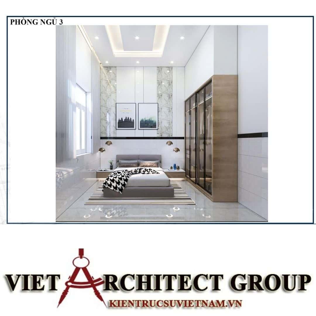 17 - Công trình biệt thự 1 trệt 1 lầu diện tích 15x40 chị Oanh, Vũng Tàu