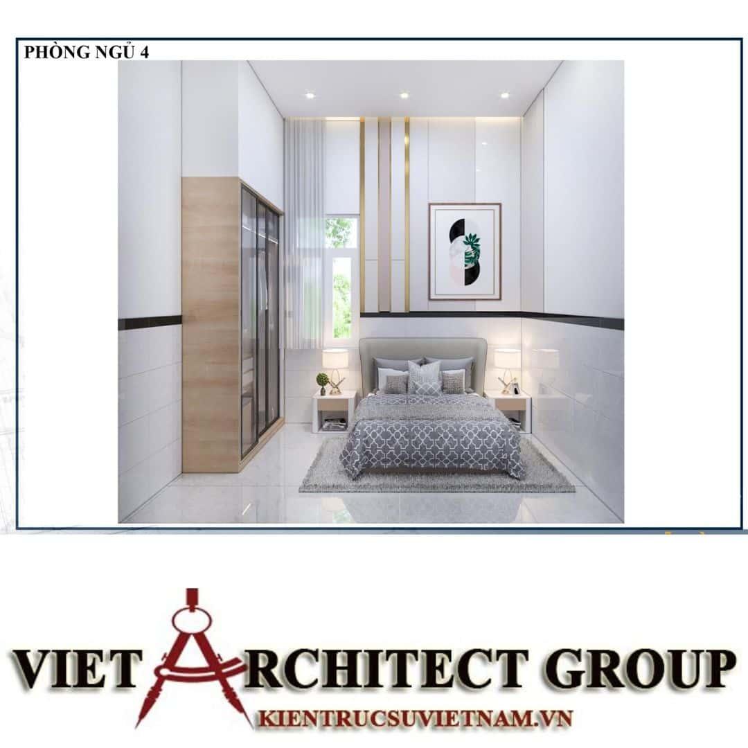 18 - Công trình biệt thự 1 trệt 1 lầu diện tích 15x40 chị Oanh, Vũng Tàu