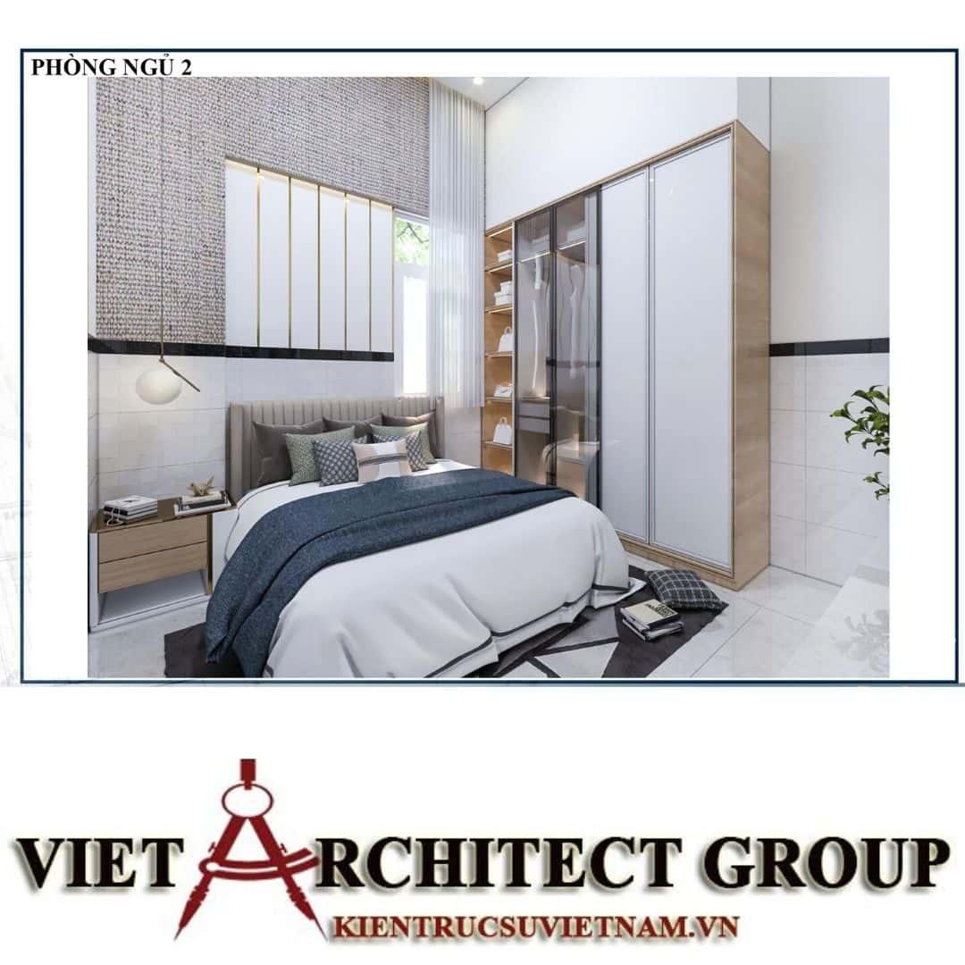 19 - Công trình biệt thự 1 trệt 1 lầu diện tích 15x40 chị Oanh, Vũng Tàu