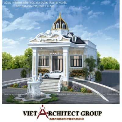 2 1 400x400 - Công trình biệt thự vườn đẹp diện 220m2, Tp Vĩnh Long