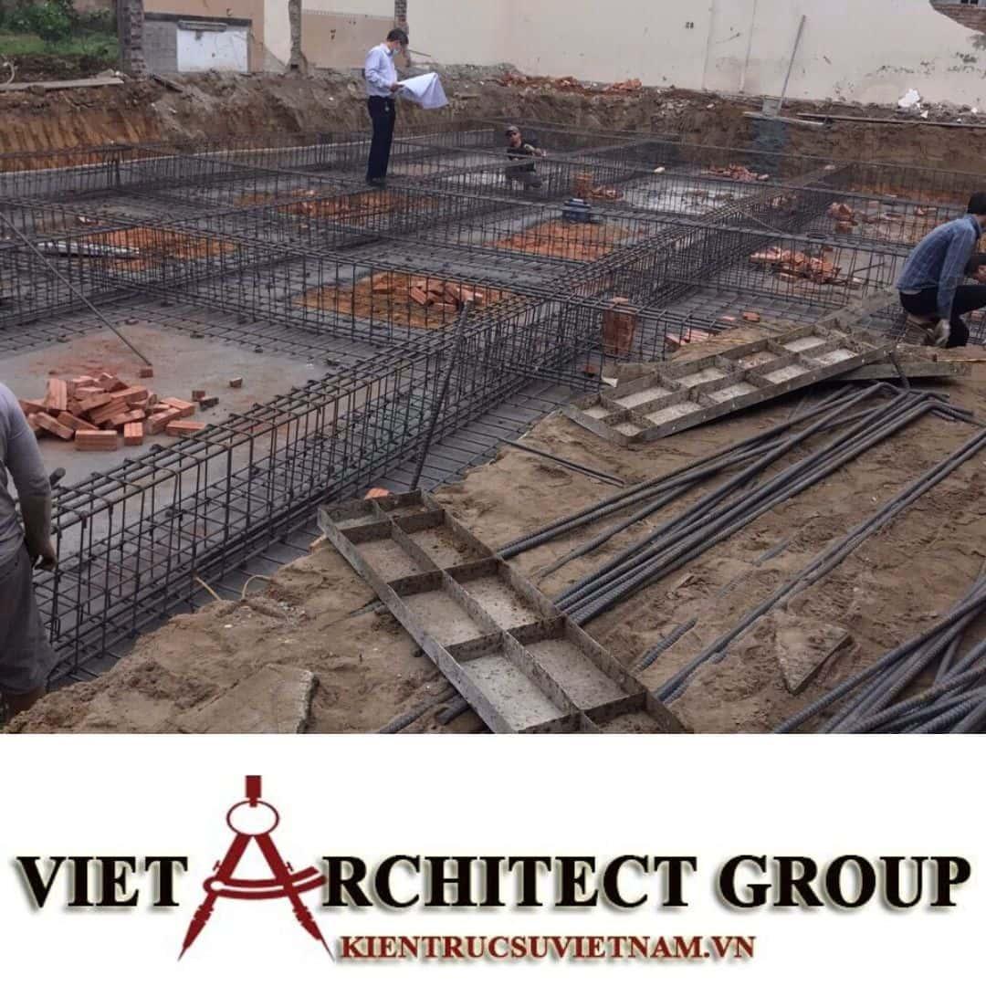 2 - Công trình biệt thự 2 tầng mái thái sang trọng đẳng cấp của gia đình anh Phương - Hà Nội