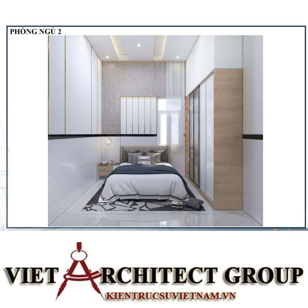 20 - Công trình biệt thự 1 trệt 1 lầu diện tích 15x40 chị Oanh, Vũng Tàu