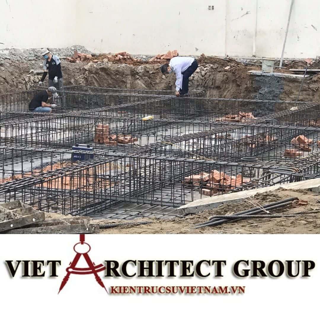 4 - Công trình biệt thự 2 tầng mái thái sang trọng đẳng cấp của gia đình anh Phương - Hà Nội