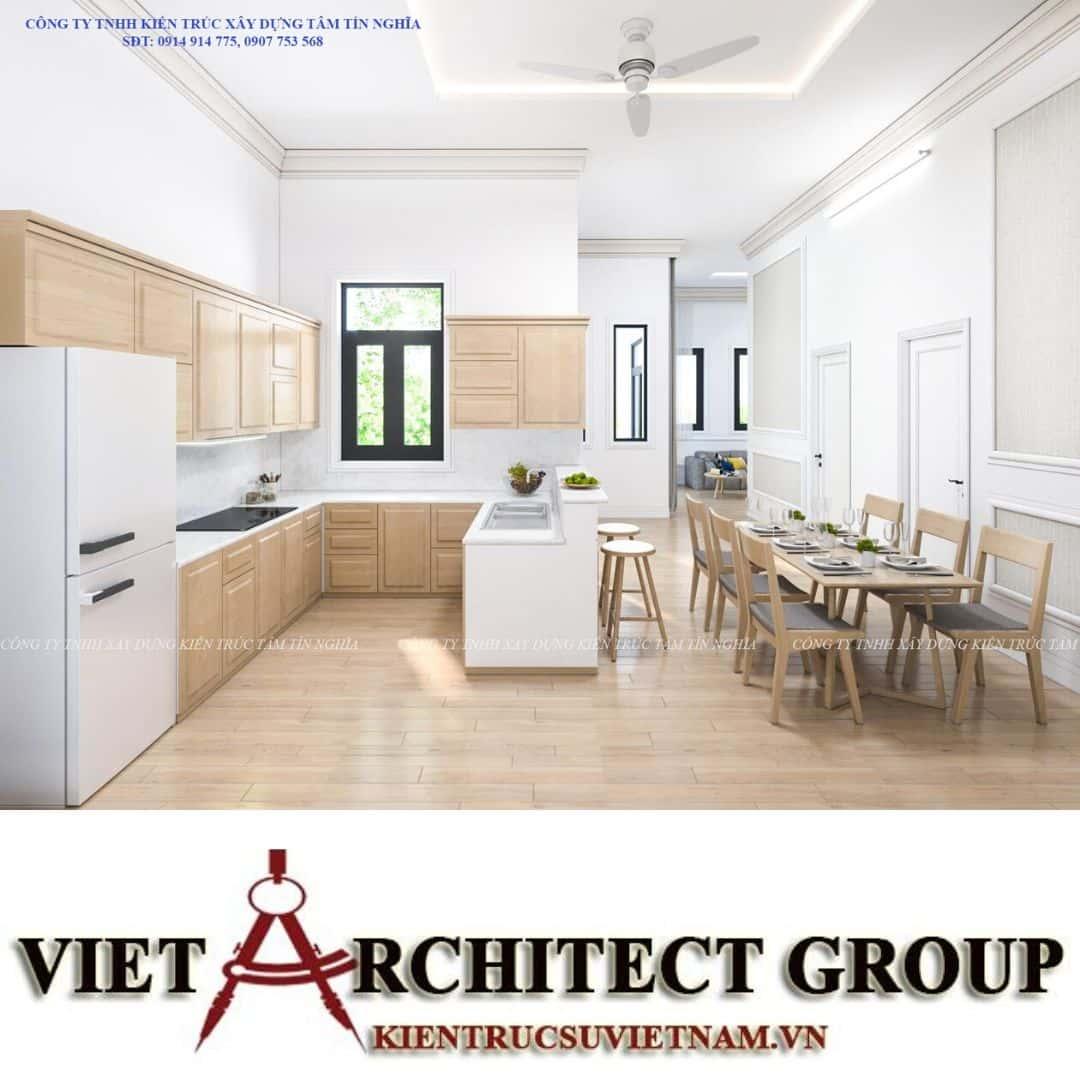 5 7 - Công trình nhà 1 tầng sân vườn chị Hạnh, Vị Thanh, Hậu Giang