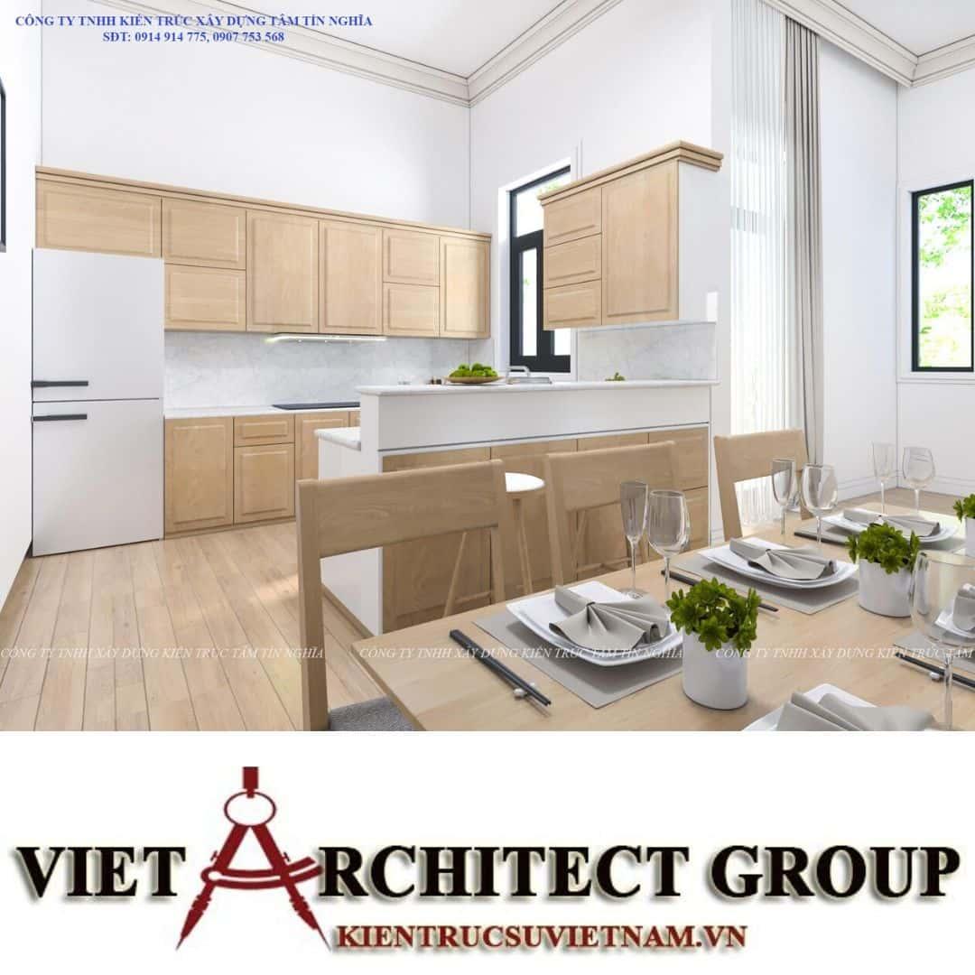 6 7 - Công trình nhà 1 tầng sân vườn chị Hạnh, Vị Thanh, Hậu Giang