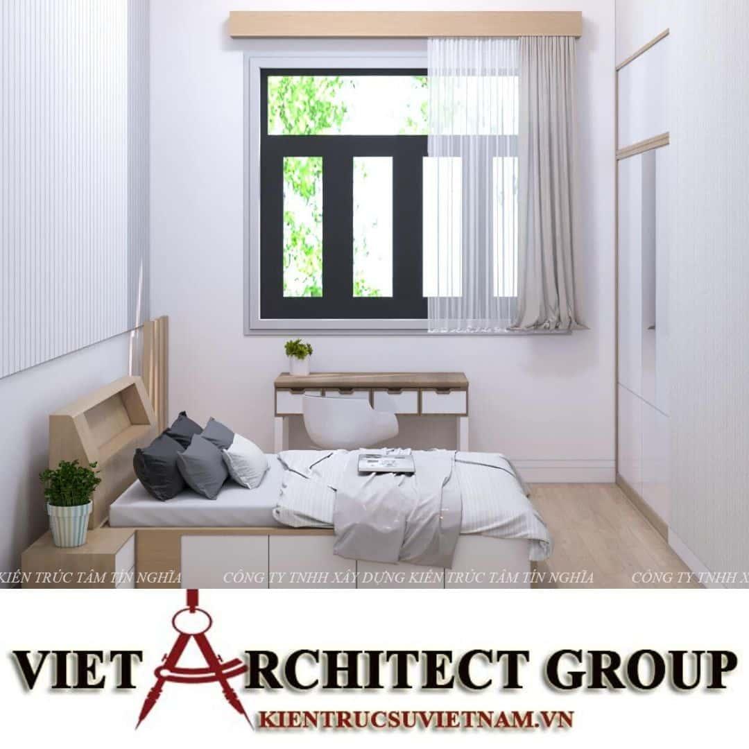 7 7 - Công trình nhà 1 tầng sân vườn chị Hạnh, Vị Thanh, Hậu Giang