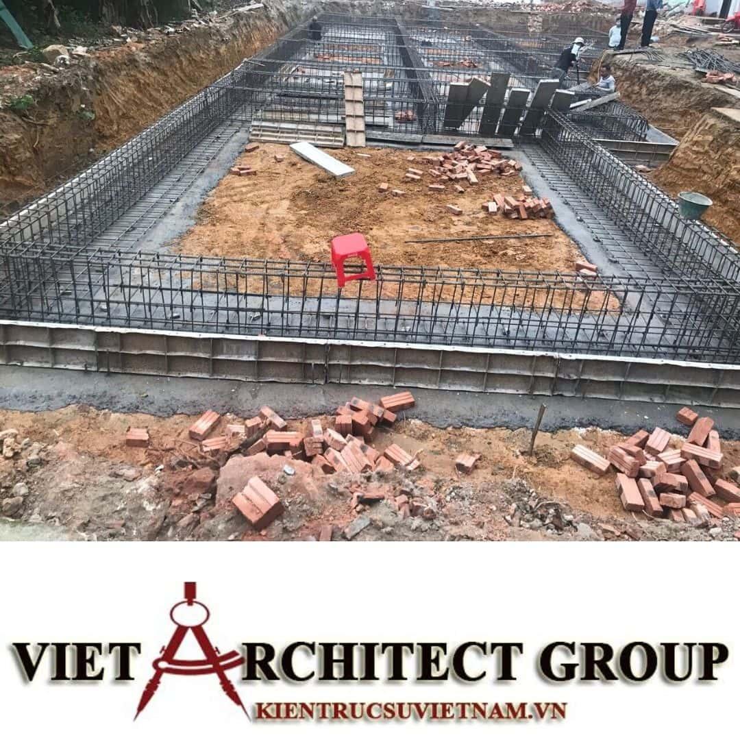 7 - Công trình biệt thự 2 tầng mái thái sang trọng đẳng cấp của gia đình anh Phương - Hà Nội