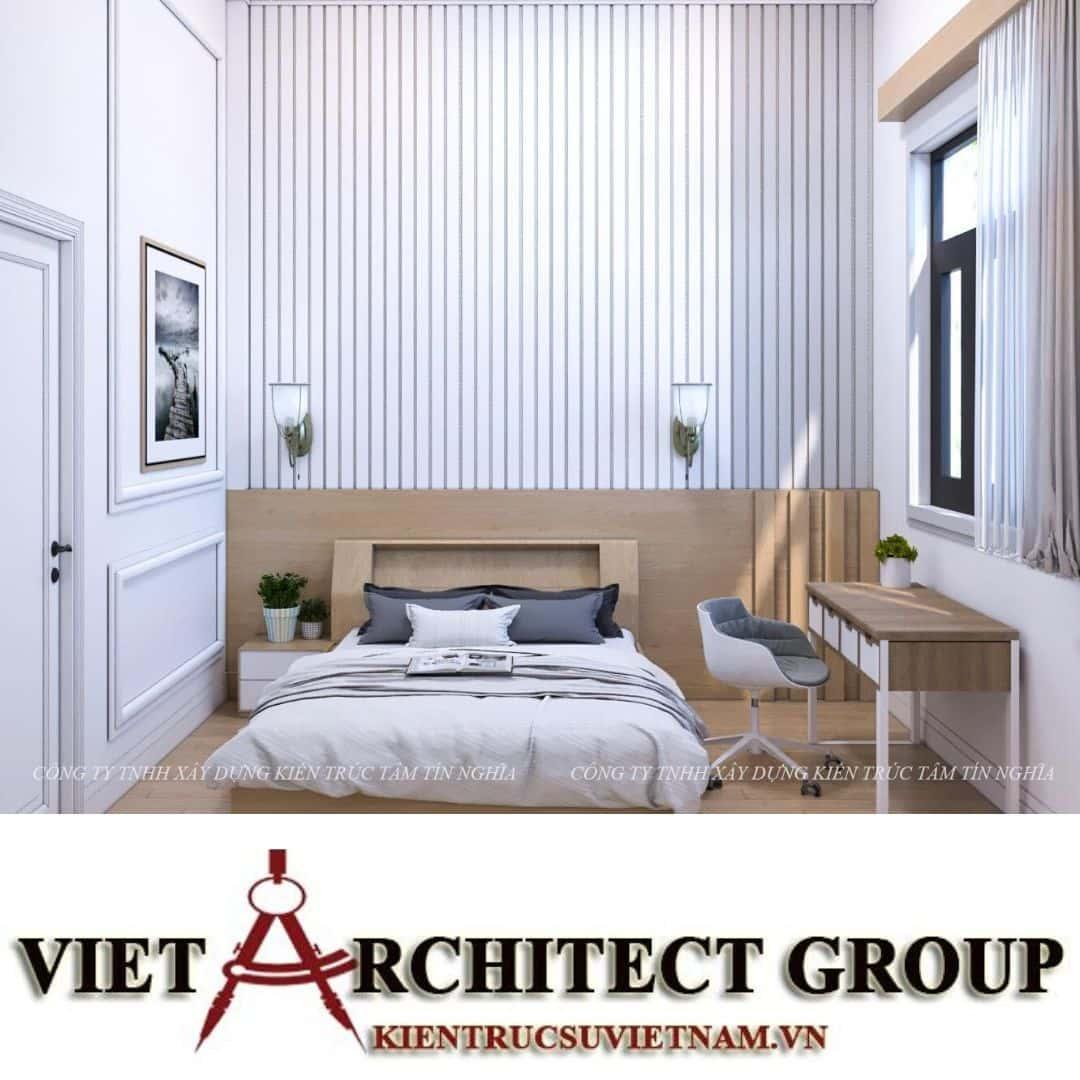 8 7 - Công trình nhà 1 tầng sân vườn chị Hạnh, Vị Thanh, Hậu Giang