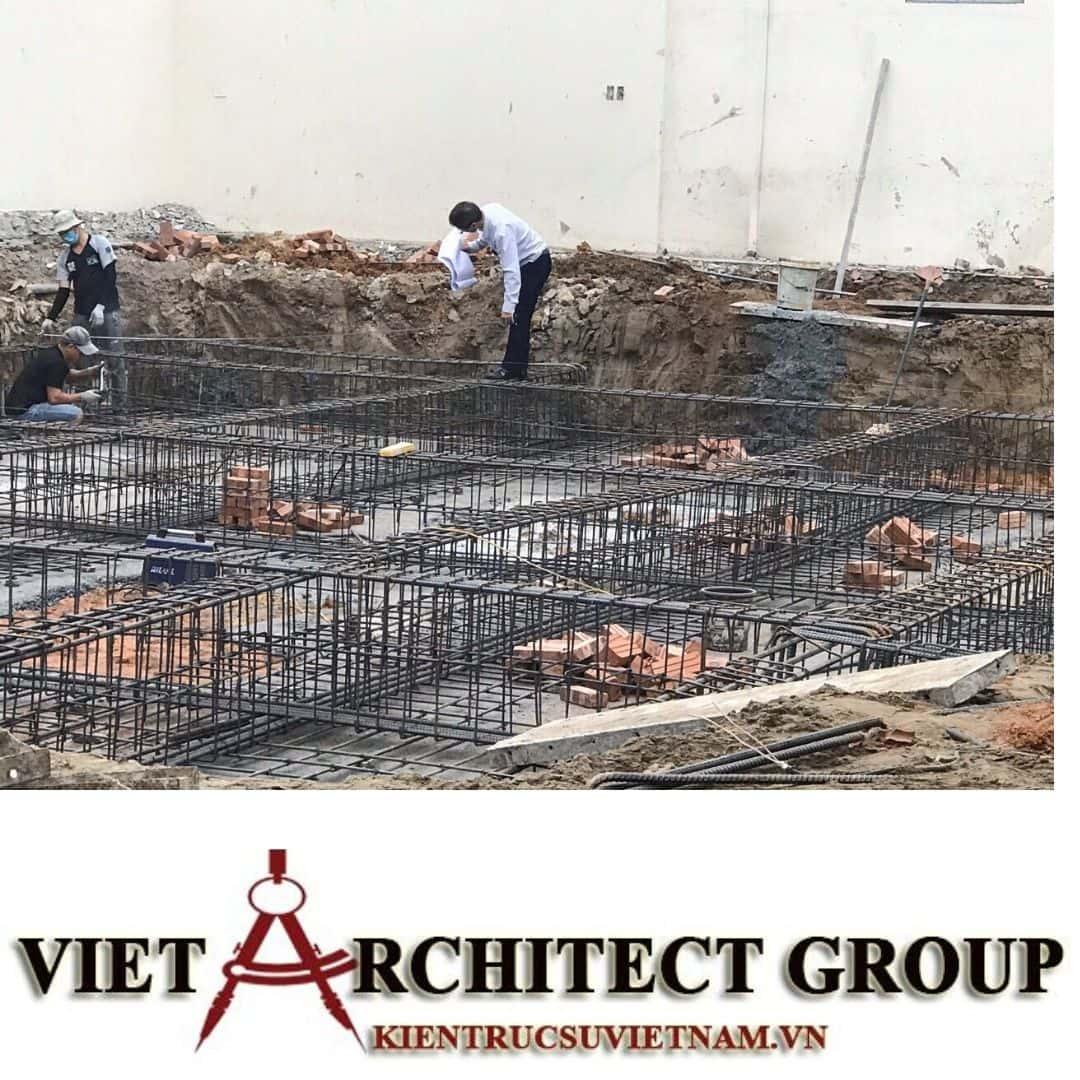 8 - Công trình biệt thự 2 tầng mái thái sang trọng đẳng cấp của gia đình anh Phương - Hà Nội