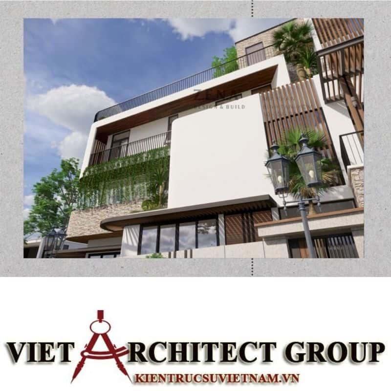 8 1 - Công trình thiết kế và thi công nhà lô góc phố 2 mặt tiền Mr Nhân - Tân Phú