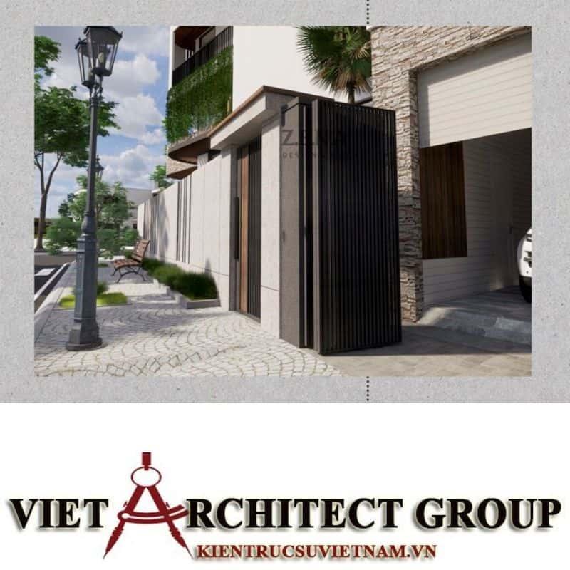 9 1 - Công trình thiết kế và thi công nhà lô góc phố 2 mặt tiền Mr Nhân - Tân Phú