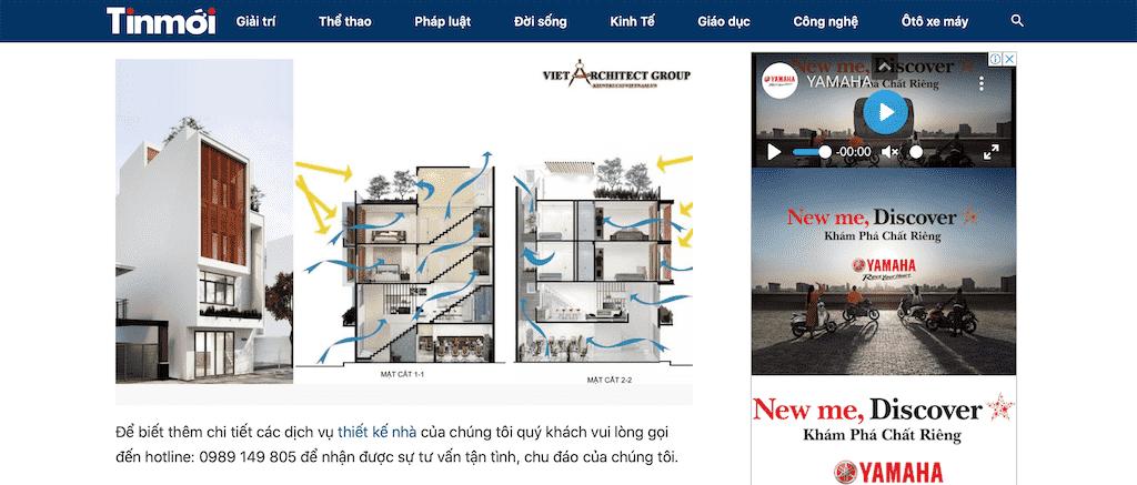 Screen Shot 2020 04 20 at 21.32.22 - Báo Tin Mới: Địa chỉ tin cậy về thiết kế nhà đẹp chuyên nghiệp