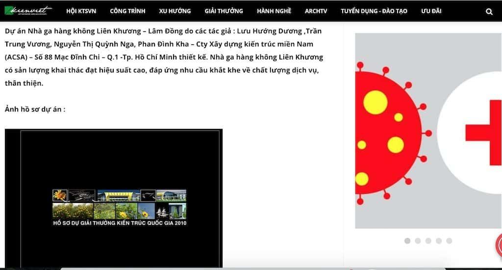 Screen Shot 2020 04 22 at 05.19.18 - Hội KTSVN - kienviet.net: Giải nhất giải thưởng kiến trúc quốc gia năm 2010