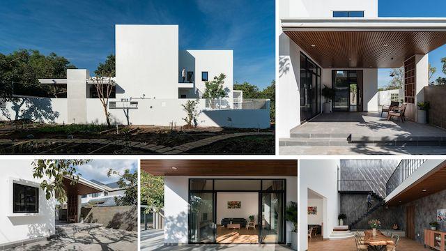 thiet ke biet thu story architect - Mom Apron House    Story Architecture - Ngôi nhà cho mẹ tạp dề của anh chồng yêu vợ