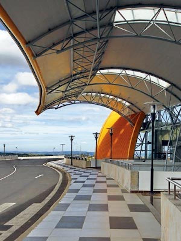 Lien Khuong1 - Thiết kế Nhà ga hàng không Liên Khương - Lâm Đồng