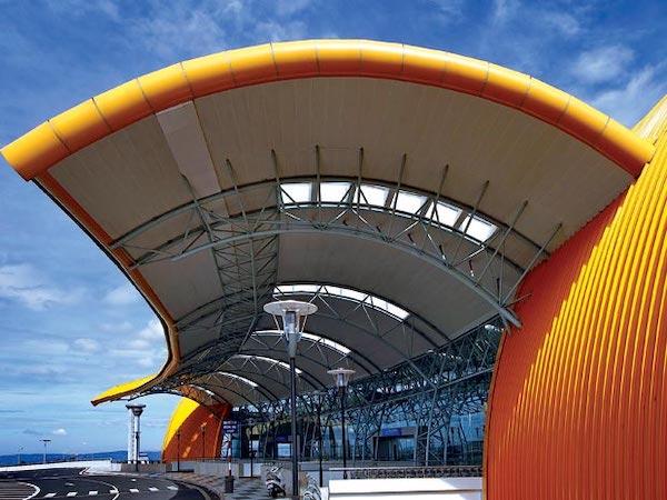 Lien Khuong3 - Thiết kế Nhà ga hàng không Liên Khương - Lâm Đồng