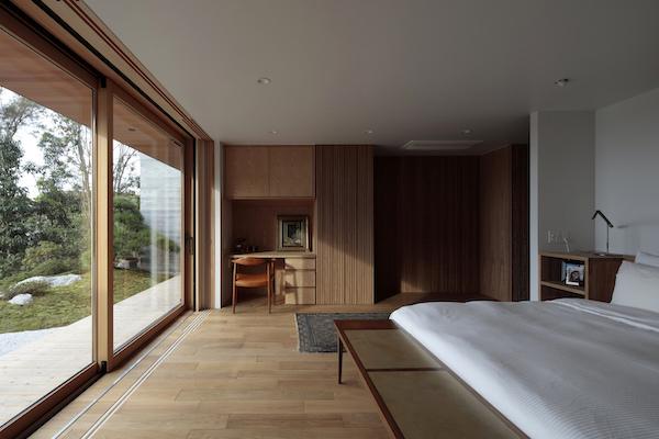 biet thu kieu nhat ban 2 - Ngôi nhà kết hợp giữa yếu tố truyền thống và hiện đại của cặp vợ chồng Nhật Bản