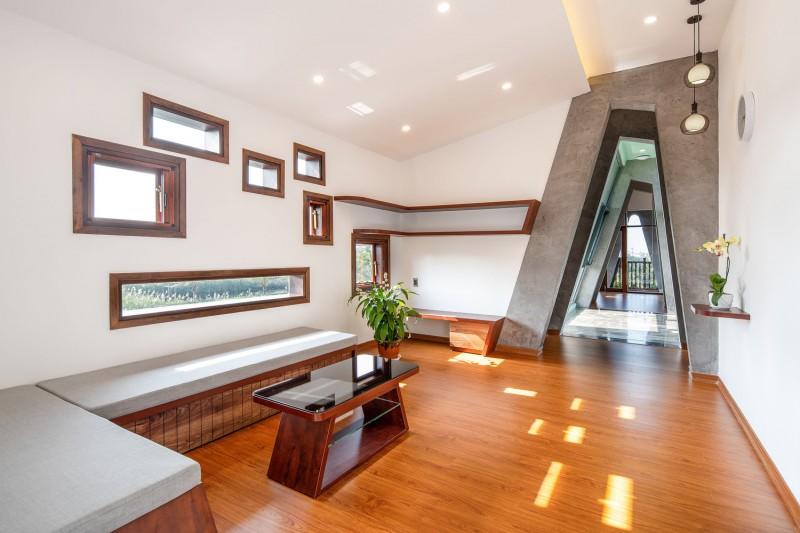 kien truc nha dep A A Final 38 - Ngôi nhà có kiến trúc độ đáo tọa lạc tại Cẩm Thành - Hội An