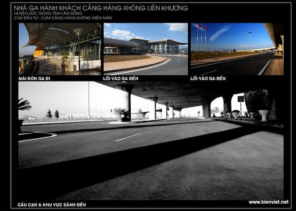 thiet ke nha ga hang khong lien khuong 02 t2 - Thiết kế Nhà ga hàng không Liên Khương - Lâm Đồng