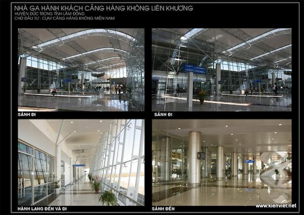 thiet ke nha ga hang khong lien khuong 04 t5 - Thiết kế Nhà ga hàng không Liên Khương - Lâm Đồng