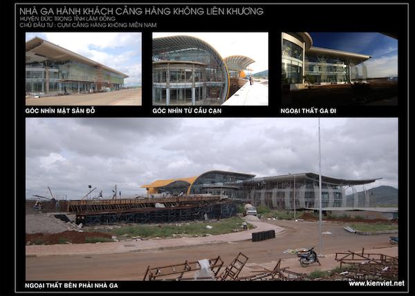 thiet ke nha ga hang khong lien khuong 05 t4 - Thiết kế Nhà ga hàng không Liên Khương - Lâm Đồng