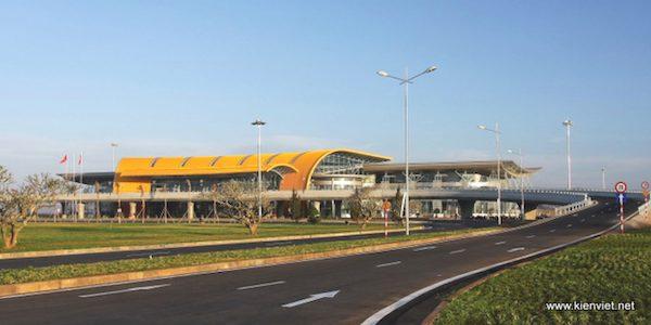 thiet ke nha ga hang khong lien khuong - Thiết kế Nhà ga hàng không Liên Khương - Lâm Đồng