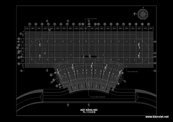 thiet ke nha ga hang khong lien khuong08 mb mai - Thiết kế Nhà ga hàng không Liên Khương - Lâm Đồng