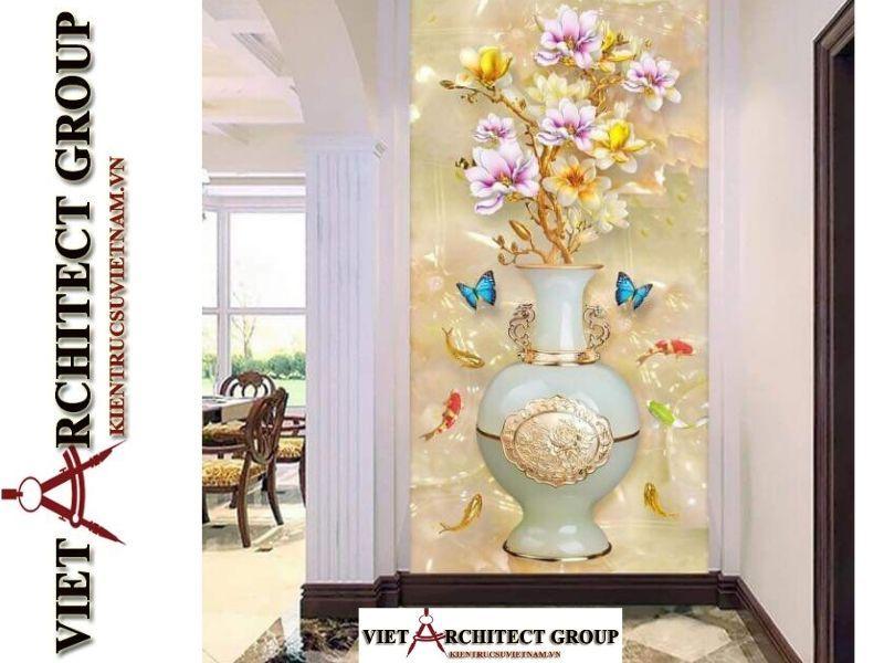 tranh kinh 3D ms0029 - Thiết kế và thi công tranh kính 3d đẹp đẳng cấp