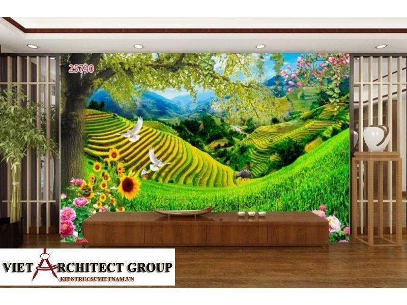 tranh kinh 3D ms0030 - Thiết kế và thi công tranh kính 3d đẹp đẳng cấp