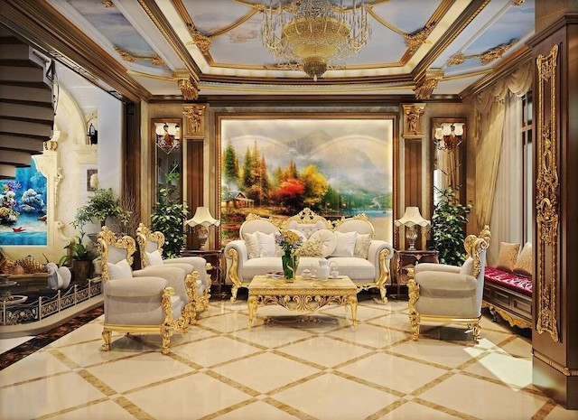 phong cach co dien - Tổng hợp các phong cách thiết kế nội thất thịnh hành hiện nay