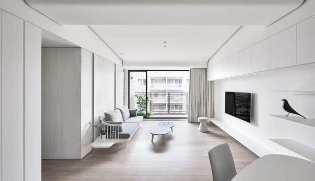 phong cach thiet ke noi that toi gian minimalism - Tổng hợp các phong cách thiết kế nội thất thịnh hành hiện nay