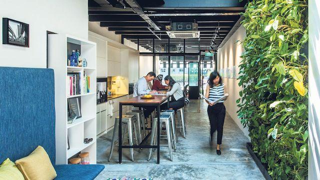 shophouse 1 - Thiết kế nội thất shophouse – nhà phố thương mại