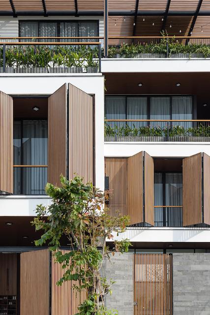 thiet ke biet thu a 2 - Trung Villa: Biệt thự hiện đại đẹp ở thành phố biển Đà Nẵng