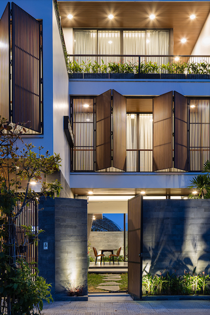 thiet ke biet thu a 92 - Trung Villa: Biệt thự hiện đại đẹp ở thành phố biển Đà Nẵng