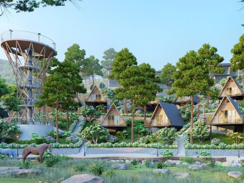 thiet ke homestay dep 1 - Giới thiệu về hoạt động kiến trúc sư Phan Đình Kha
