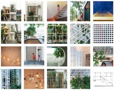 thiet ke nha dep 400x316 - Cage House / T -architects: Ngôi nhà ba tầng thể hiện được sự kết nối mạnh mẽ giữa 4 thành viên trong gia đình