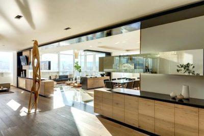 thiet ke noi that Penthouse dep 400x266 - Thiết kế nội thất penthouses sang trọng và tinh tế