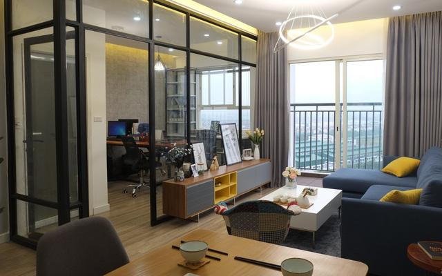 thiet ke noi that chung cu tai ha noi 2 - Thiết kế nội thất chung cư tại Hà Nội