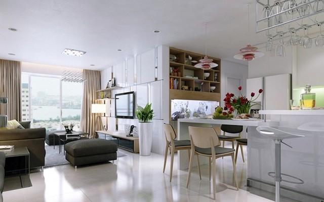 thiet ke noi that chung cu tai ha noi 3 - Thiết kế nội thất chung cư tại Hà Nội