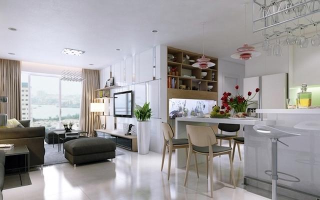 thiet ke noi that chung cu tai ha noi 5 - Thiết kế nội thất chung cư tại Hà Nội