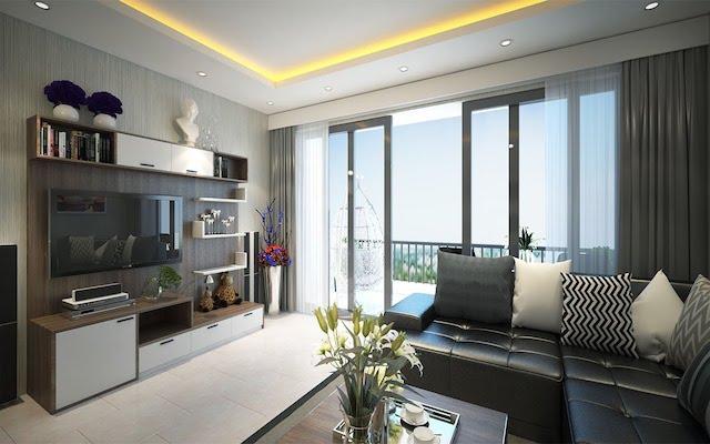 thiet ke noi that chung cu tai ha noi dep - Thiết kế nội thất chung cư tại Hà Nội