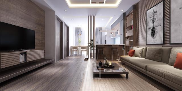 thiet ke noi that chung cu tphcm dep 1 - Thiết kế nội thất chung cư tphcm