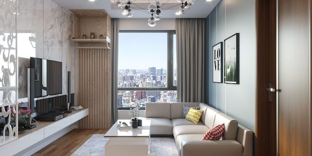thiet ke noi that chung cu tphcm dep 1a - Thiết kế nội thất chung cư tphcm