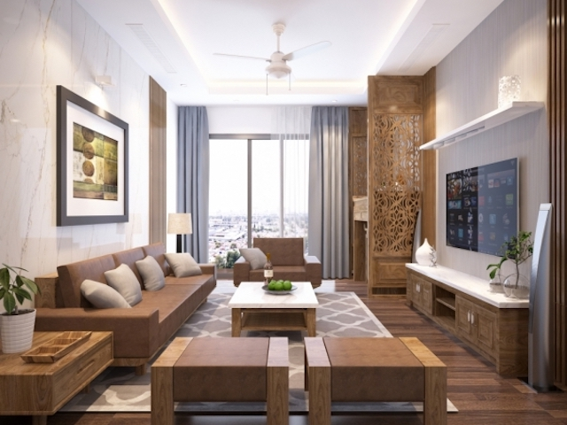 thiet ke noi that chung cu tphcm dep 3 - Thiết kế nội thất chung cư tphcm